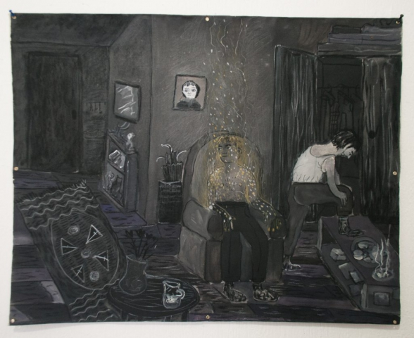 Andrea Fiorino, Quasi invisibile