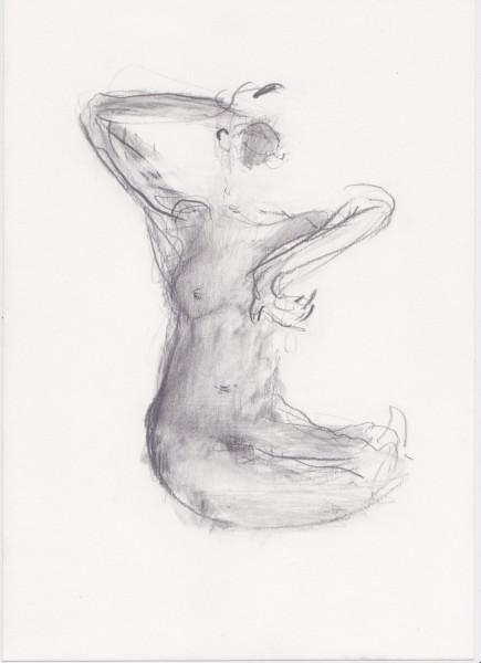 Alessandro Saturno, Studio sul corpo possibile