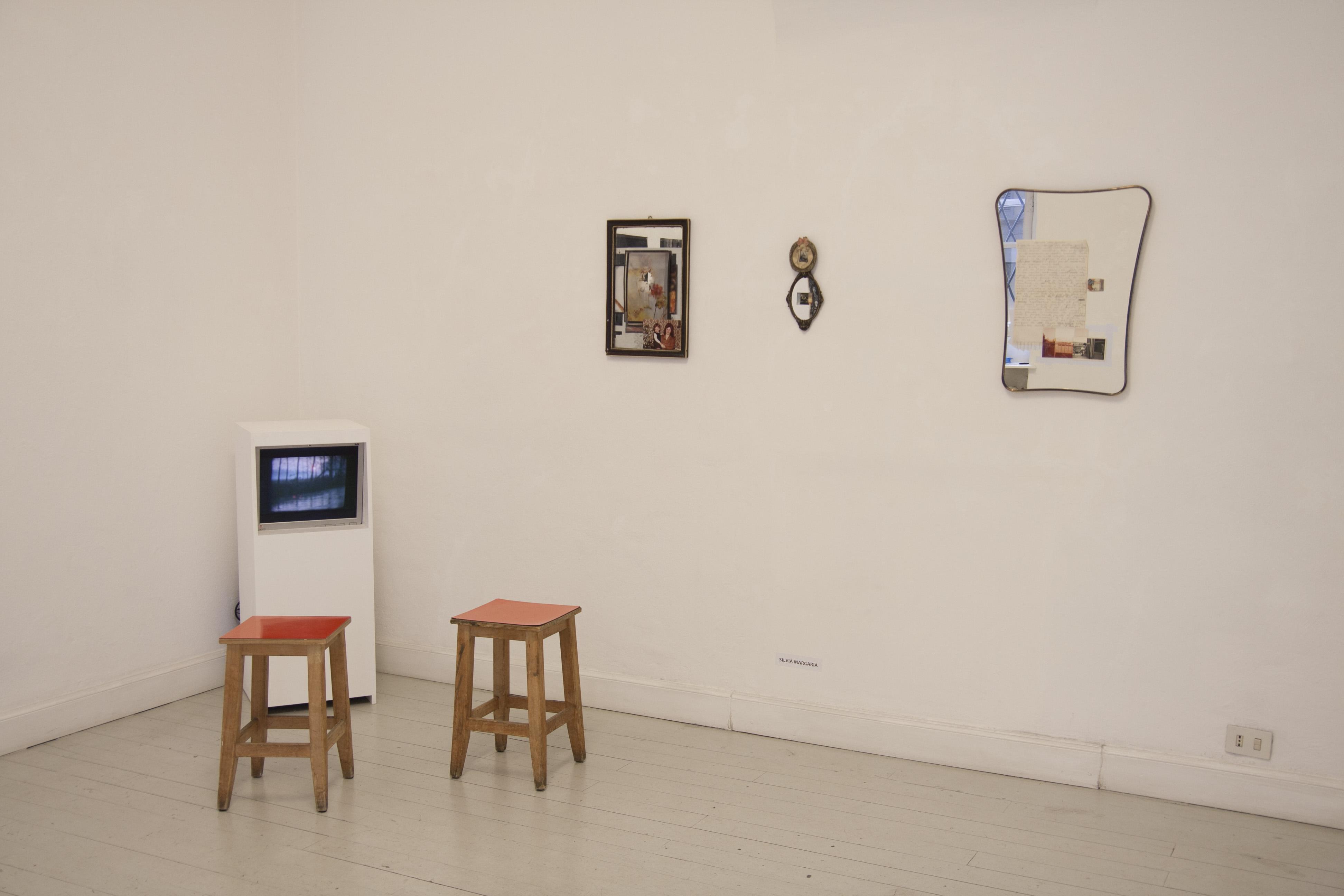 Silvia Margaria, veduta mostra