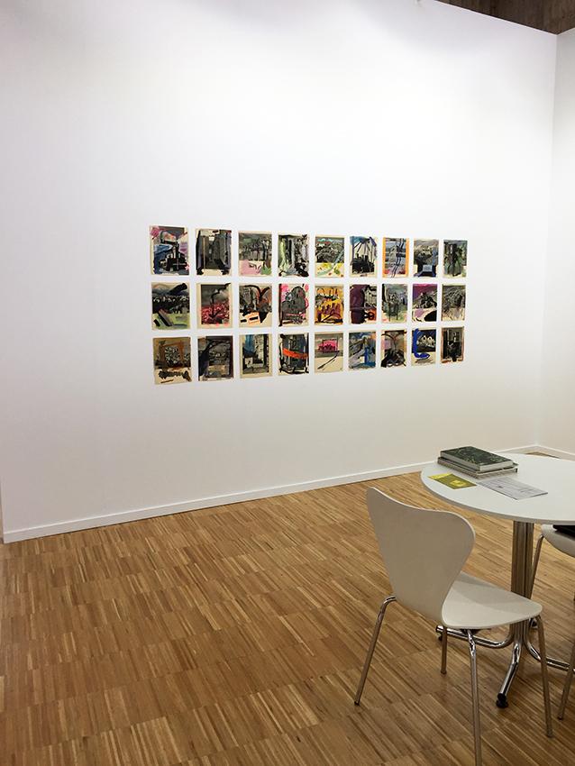 Arte Santander, Federico Luger