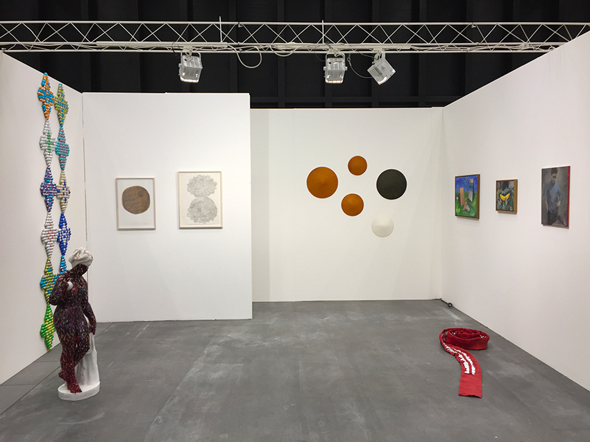 Art Bodensee,booth view