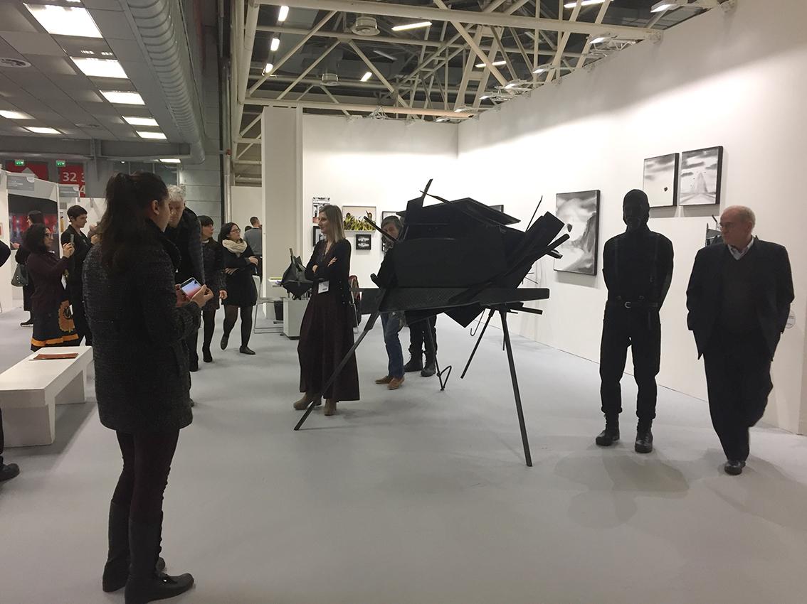 Machine MMLF∞V., Artefiera 2018